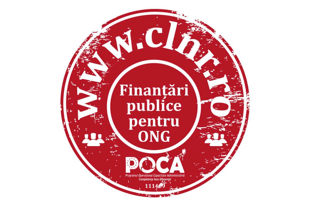 Îmbunătățirea cadrului juridic privind finanțarea publică a organizațiilor neguvernamentale